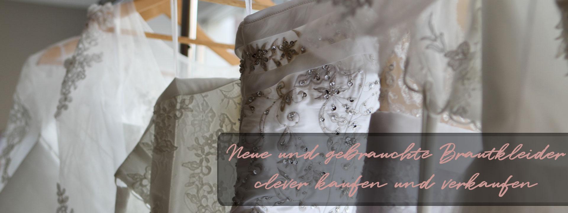 Neue und gebrauchte Brautkleider clever kaufen und verkaufen